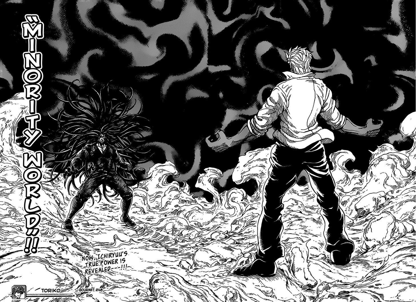 Toriko Chapter 248  Online Free Manga Read Image 16