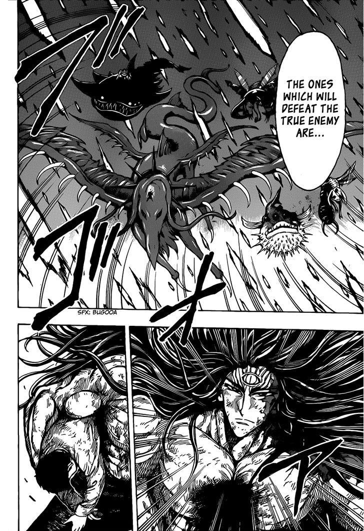 Toriko Chapter 255  Online Free Manga Read Image 15