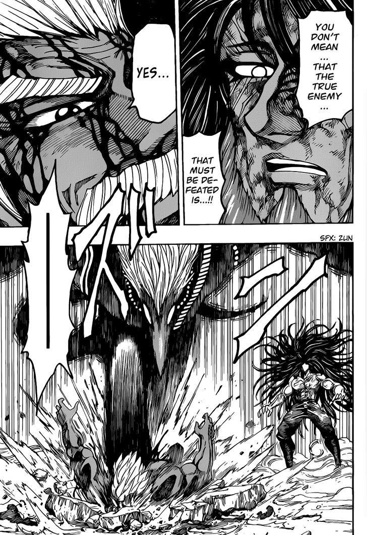 Toriko Chapter 256  Online Free Manga Read Image 16