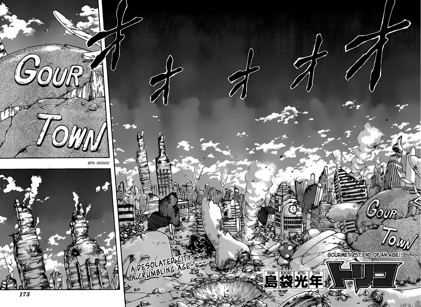 Toriko Chapter 257  Online Free Manga Read Image 8