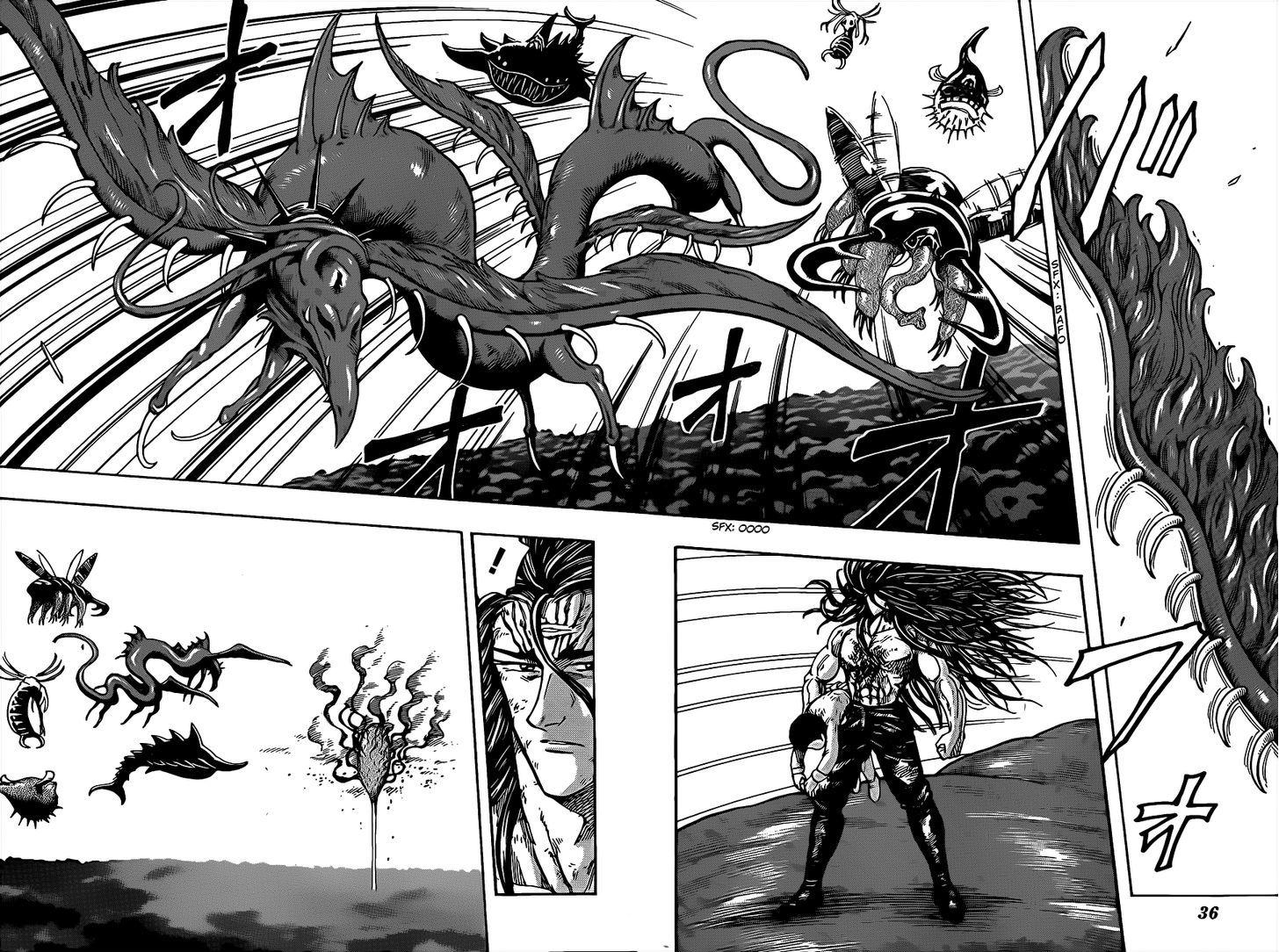 Toriko Chapter 258  Online Free Manga Read Image 9