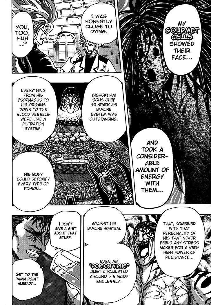 Toriko Chapter 259  Online Free Manga Read Image 2