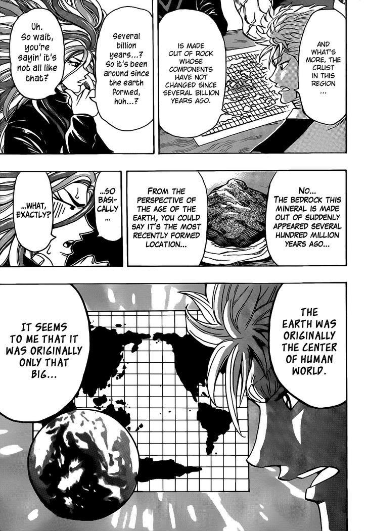 Toriko Chapter 259  Online Free Manga Read Image 7