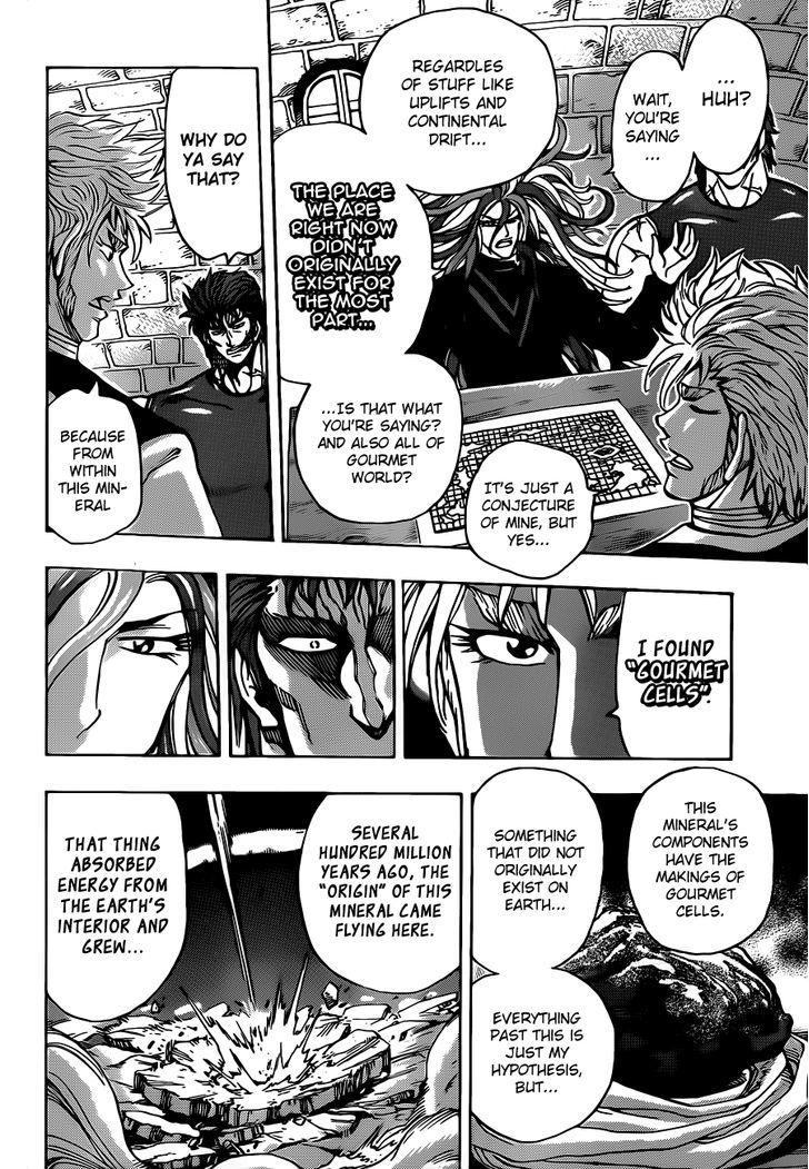 Toriko Chapter 259  Online Free Manga Read Image 8