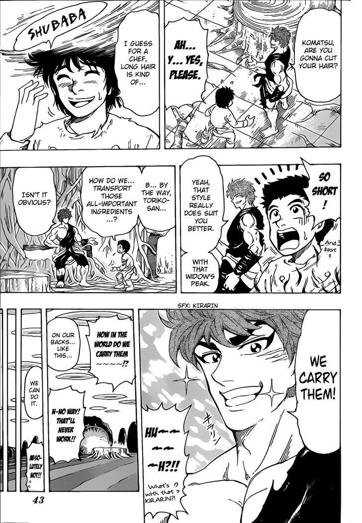 Toriko Chapter 264  Online Free Manga Read Image 20