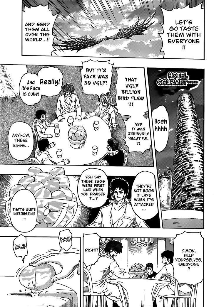 Toriko Chapter 268  Online Free Manga Read Image 12