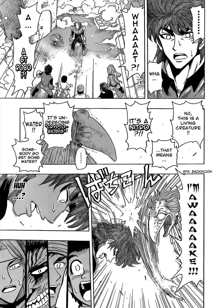 Toriko Chapter 270  Online Free Manga Read Image 17