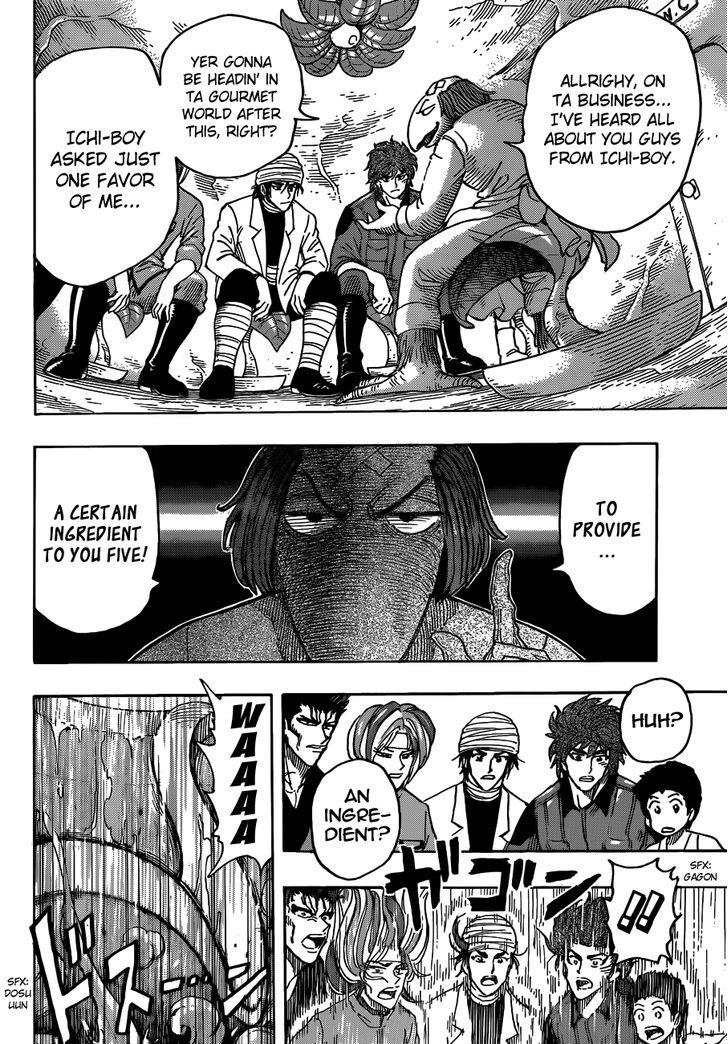 Toriko Chapter 271  Online Free Manga Read Image 6