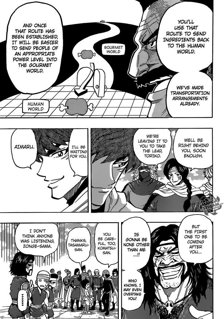Toriko Chapter 272  Online Free Manga Read Image 11