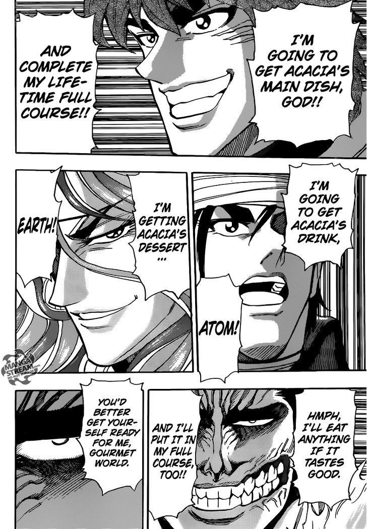 Toriko Chapter 272  Online Free Manga Read Image 17