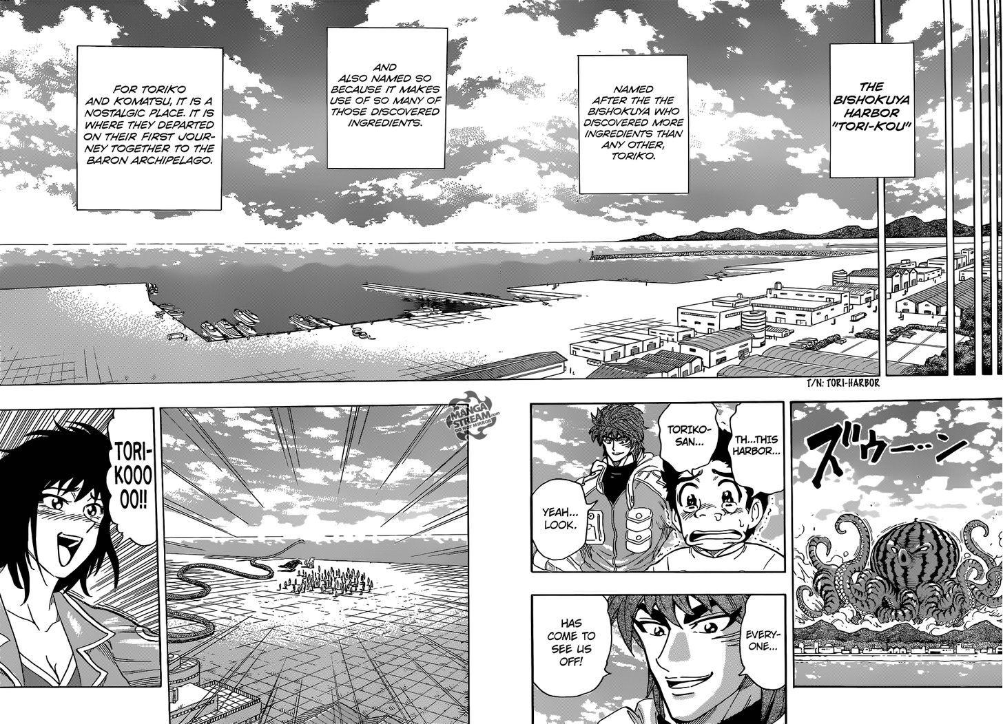 Toriko Chapter 272  Online Free Manga Read Image 9