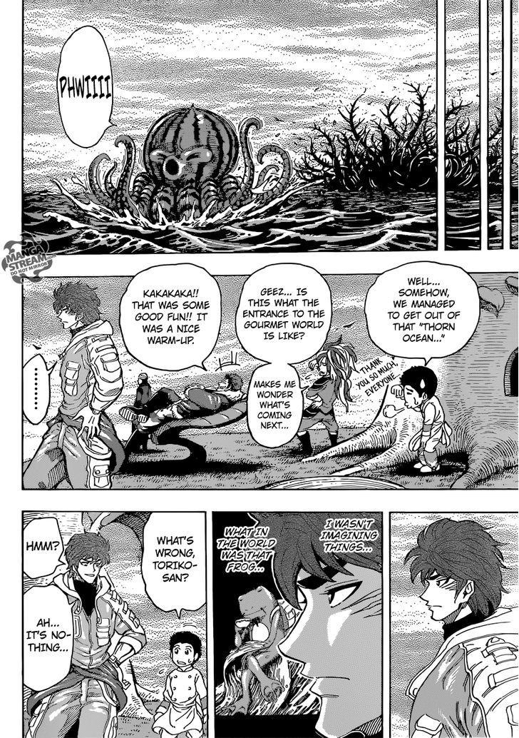 Toriko Chapter 273  Online Free Manga Read Image 14