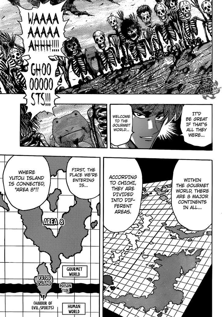 Toriko Chapter 273  Online Free Manga Read Image 17
