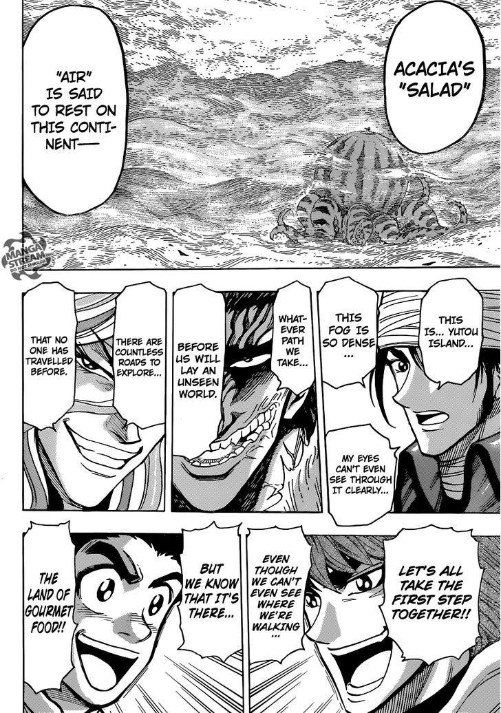 Toriko Chapter 273  Online Free Manga Read Image 18