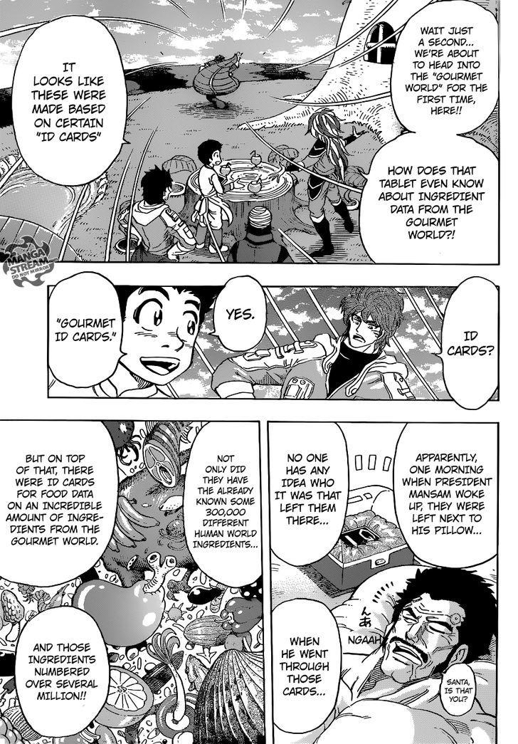 Toriko Chapter 273  Online Free Manga Read Image 4