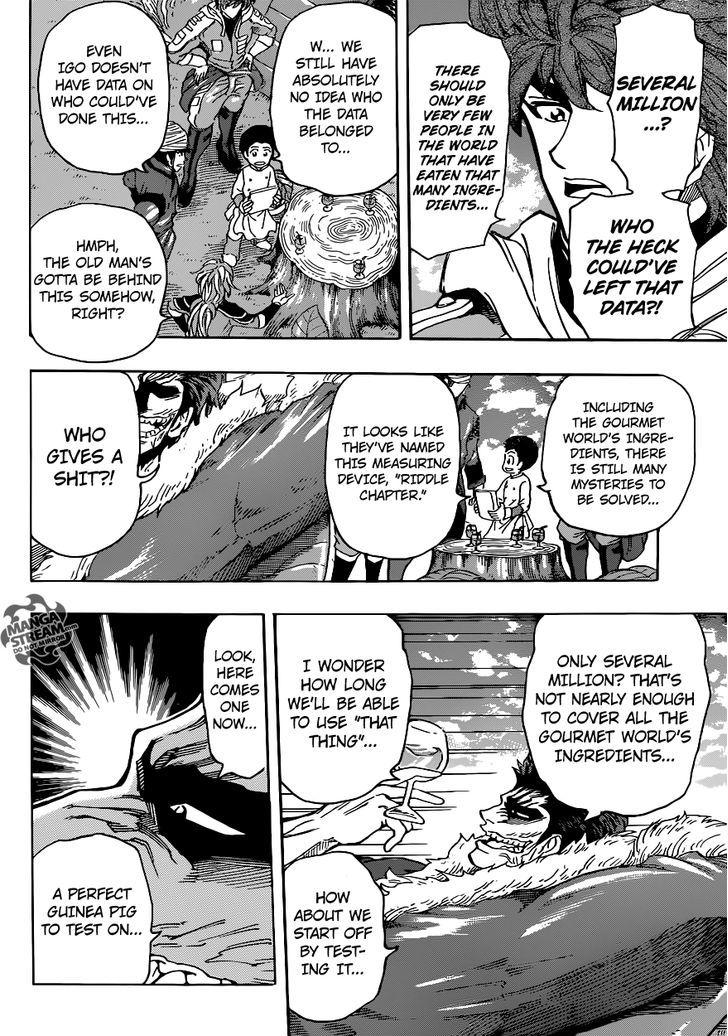 Toriko Chapter 273  Online Free Manga Read Image 5