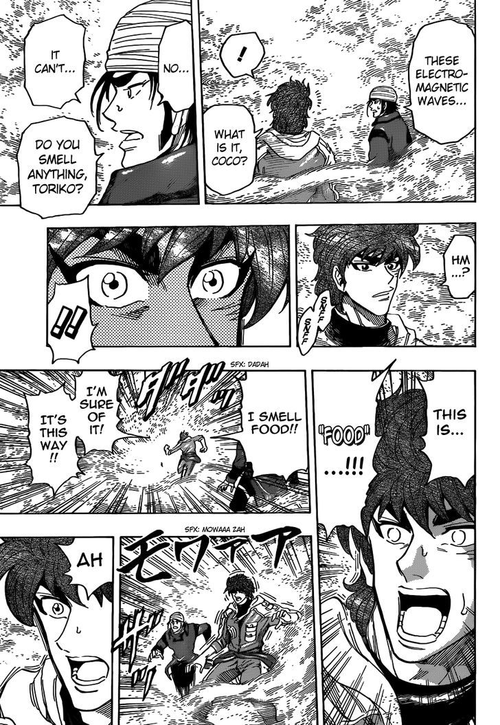 Toriko Chapter 274  Online Free Manga Read Image 15