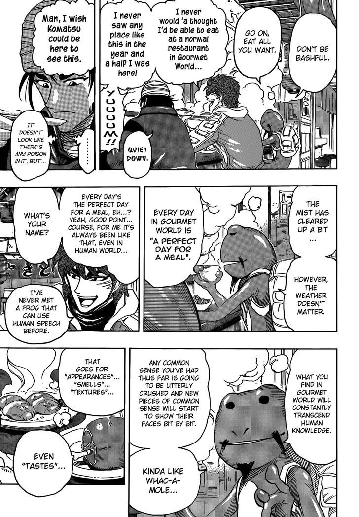 Toriko Chapter 275  Online Free Manga Read Image 3