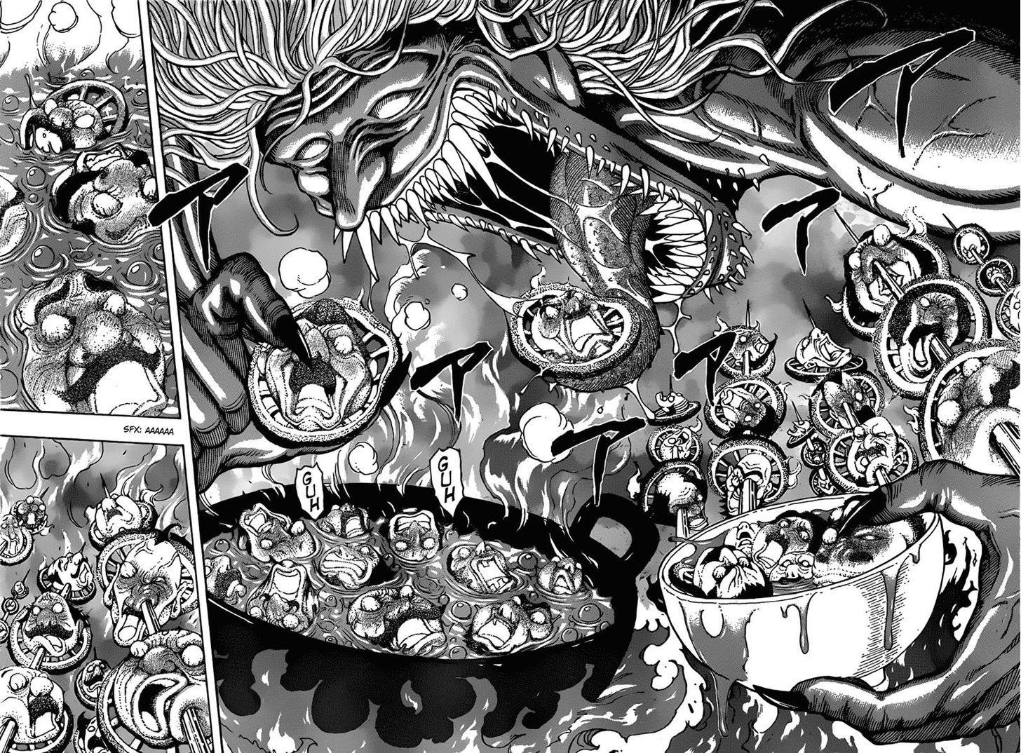 Toriko Chapter 276  Online Free Manga Read Image 5