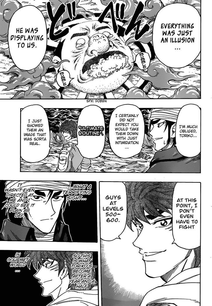 Toriko Chapter 276  Online Free Manga Read Image 9