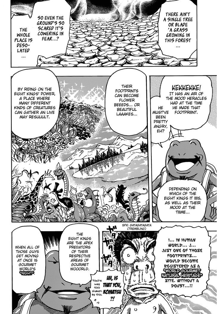 Toriko Chapter 277  Online Free Manga Read Image 12
