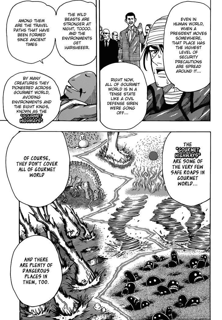 Toriko Chapter 277  Online Free Manga Read Image 13