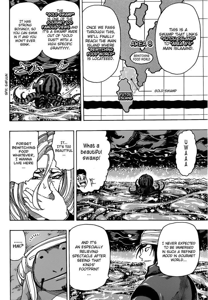 Toriko Chapter 277  Online Free Manga Read Image 16