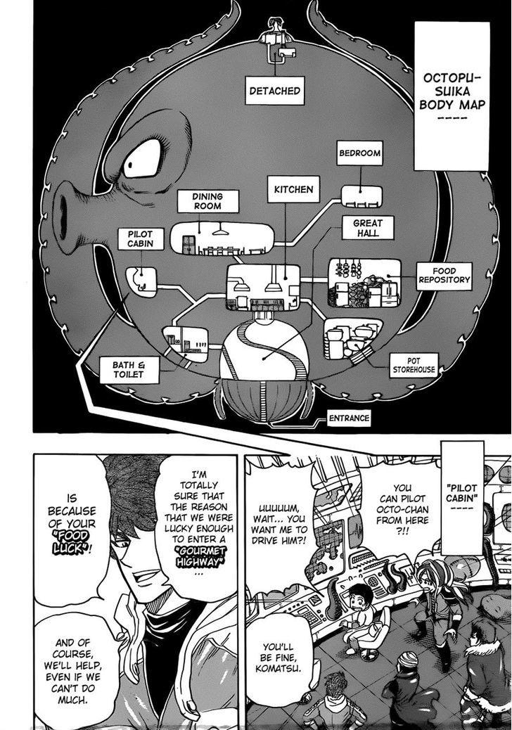 Toriko Chapter 278  Online Free Manga Read Image 11