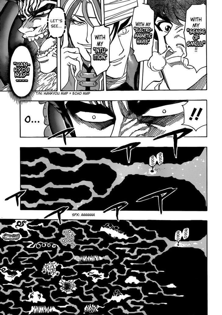 Toriko Chapter 278  Online Free Manga Read Image 12