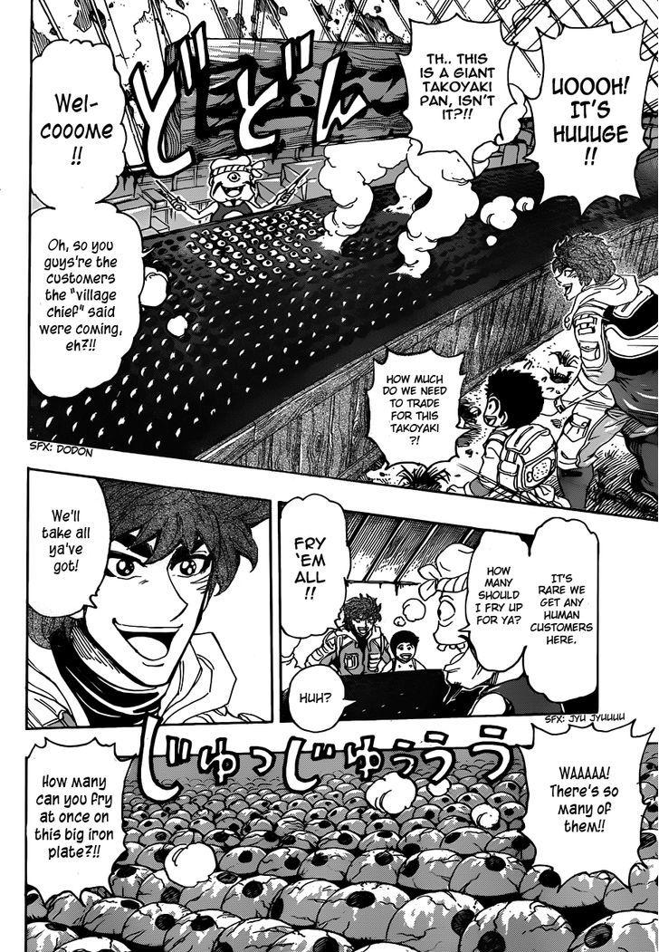 Toriko Chapter 280  Online Free Manga Read Image 9