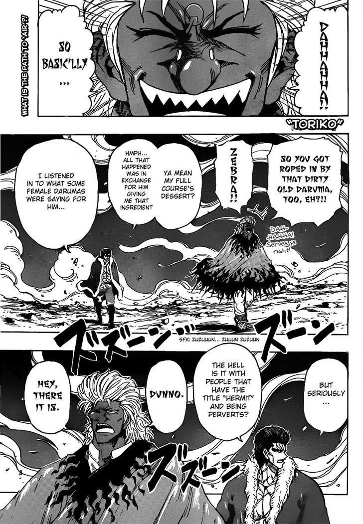 Toriko Chapter 282  Online Free Manga Read Image 1