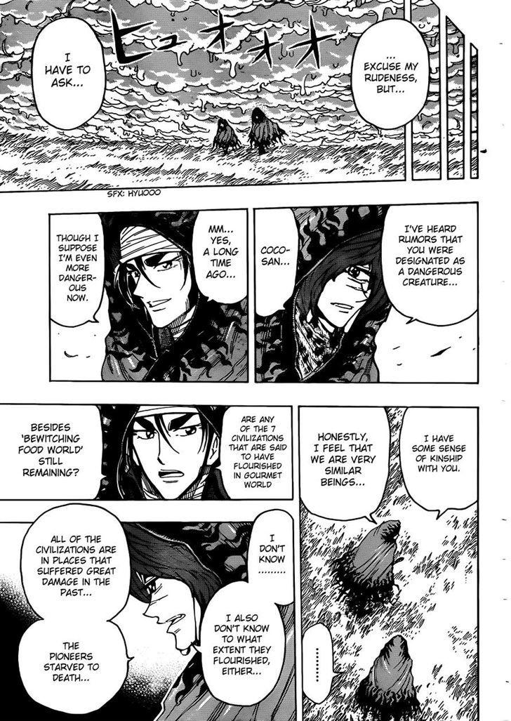 Toriko Chapter 282  Online Free Manga Read Image 10