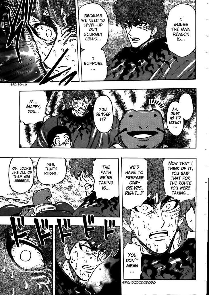 Toriko Chapter 282  Online Free Manga Read Image 14