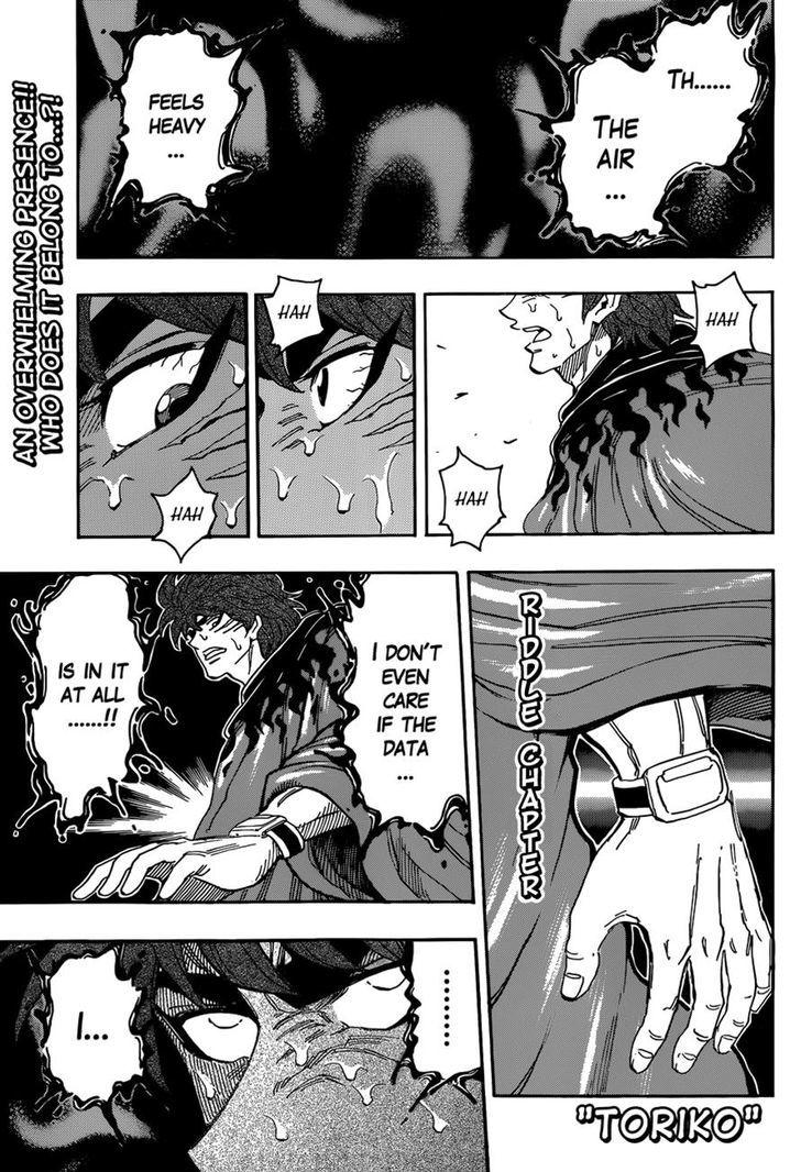 Toriko Chapter 283  Online Free Manga Read Image 1