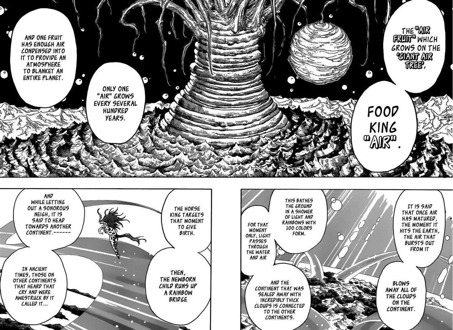Toriko Chapter 283  Online Free Manga Read Image 13