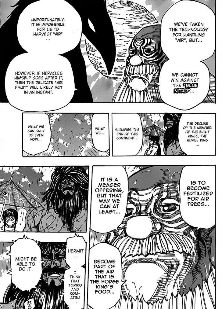 Toriko Chapter 283  Online Free Manga Read Image 15