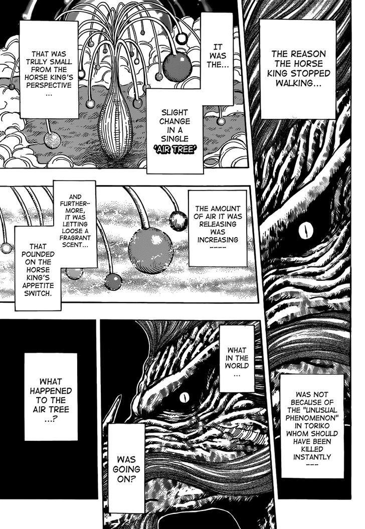 Toriko Chapter 286  Online Free Manga Read Image 7