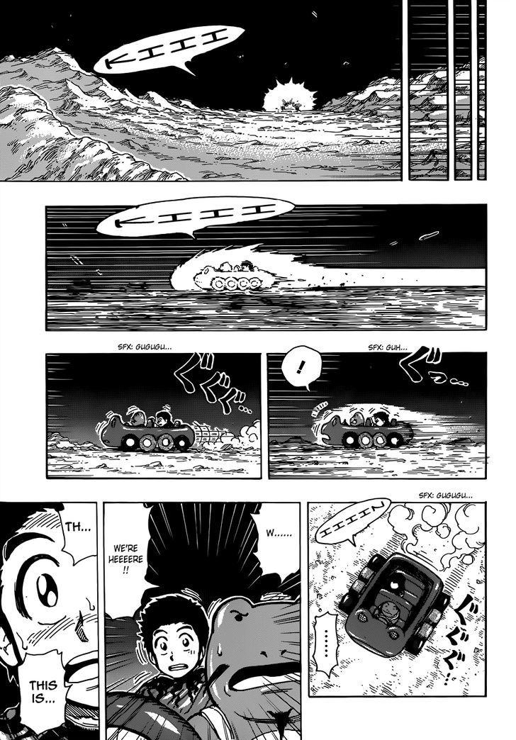 Toriko Chapter 287  Online Free Manga Read Image 8
