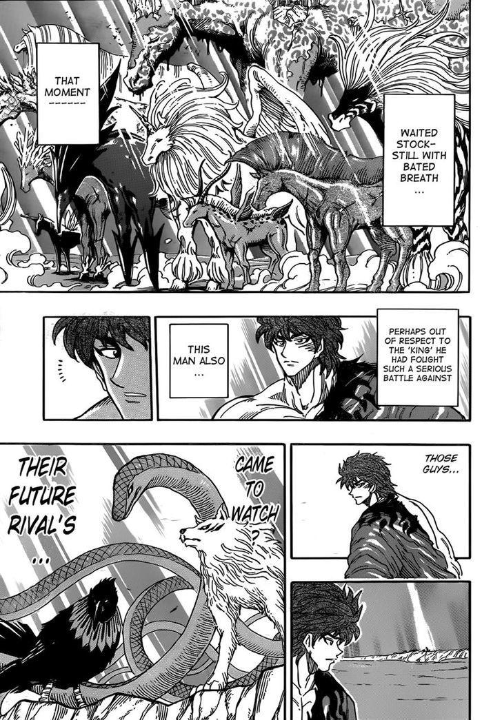 Toriko Chapter 290  Online Free Manga Read Image 11