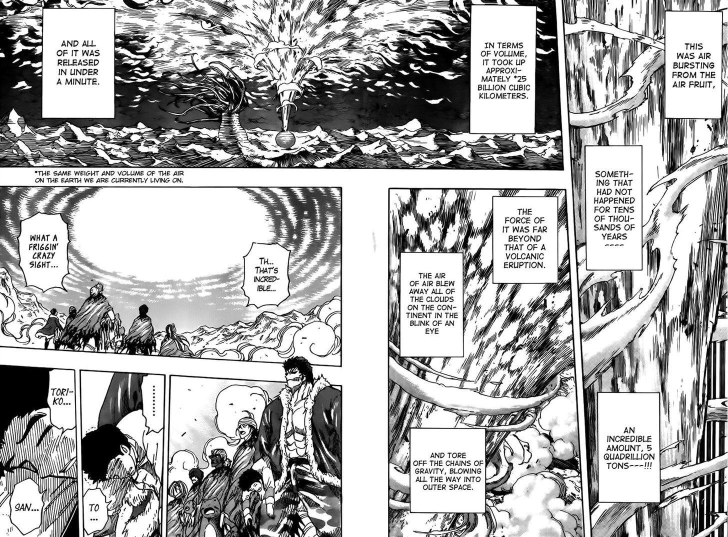 Toriko Chapter 290  Online Free Manga Read Image 3