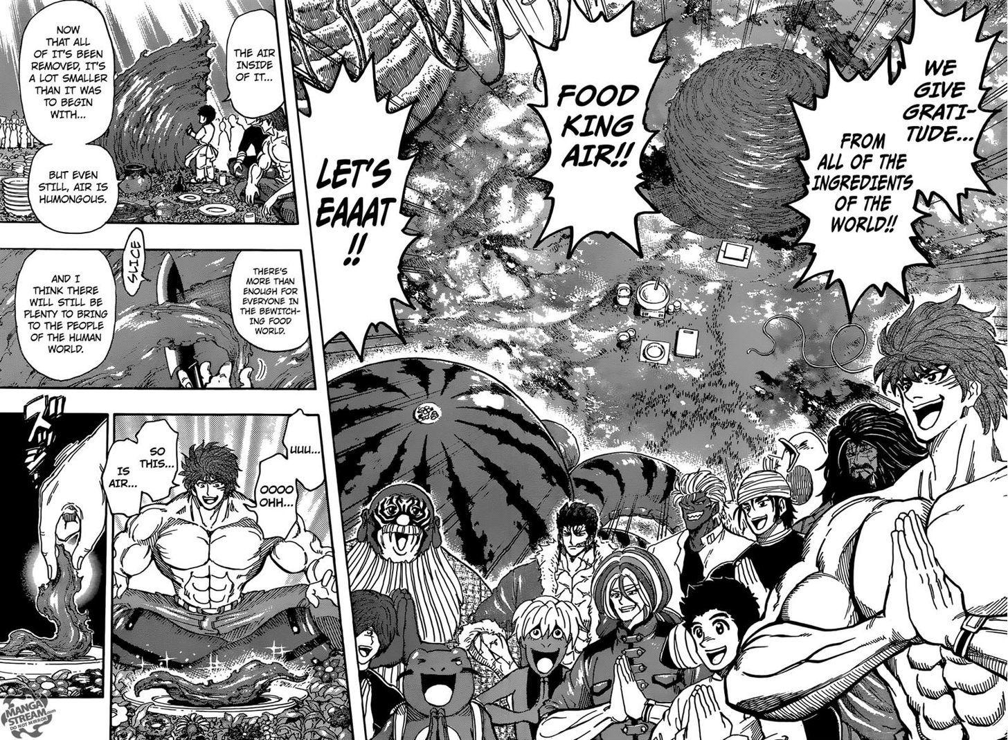 Toriko Chapter 291  Online Free Manga Read Image 10