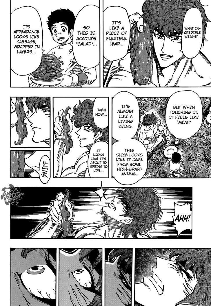 Toriko Chapter 291  Online Free Manga Read Image 11