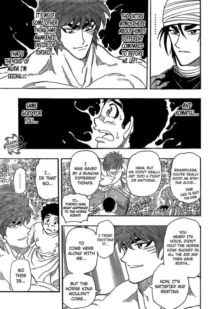 Toriko Chapter 291  Online Free Manga Read Image 7