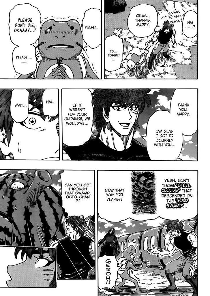 Toriko Chapter 295  Online Free Manga Read Image 13