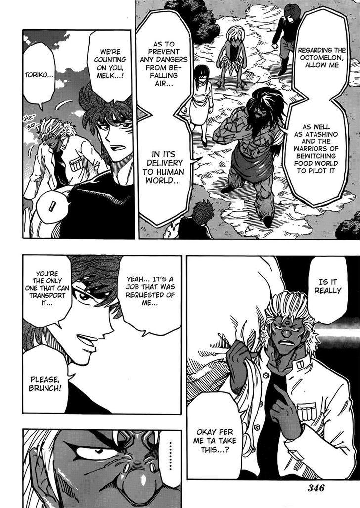 Toriko Chapter 295  Online Free Manga Read Image 4