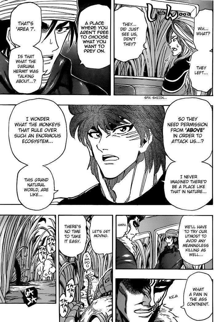 Toriko Chapter 296  Online Free Manga Read Image 11