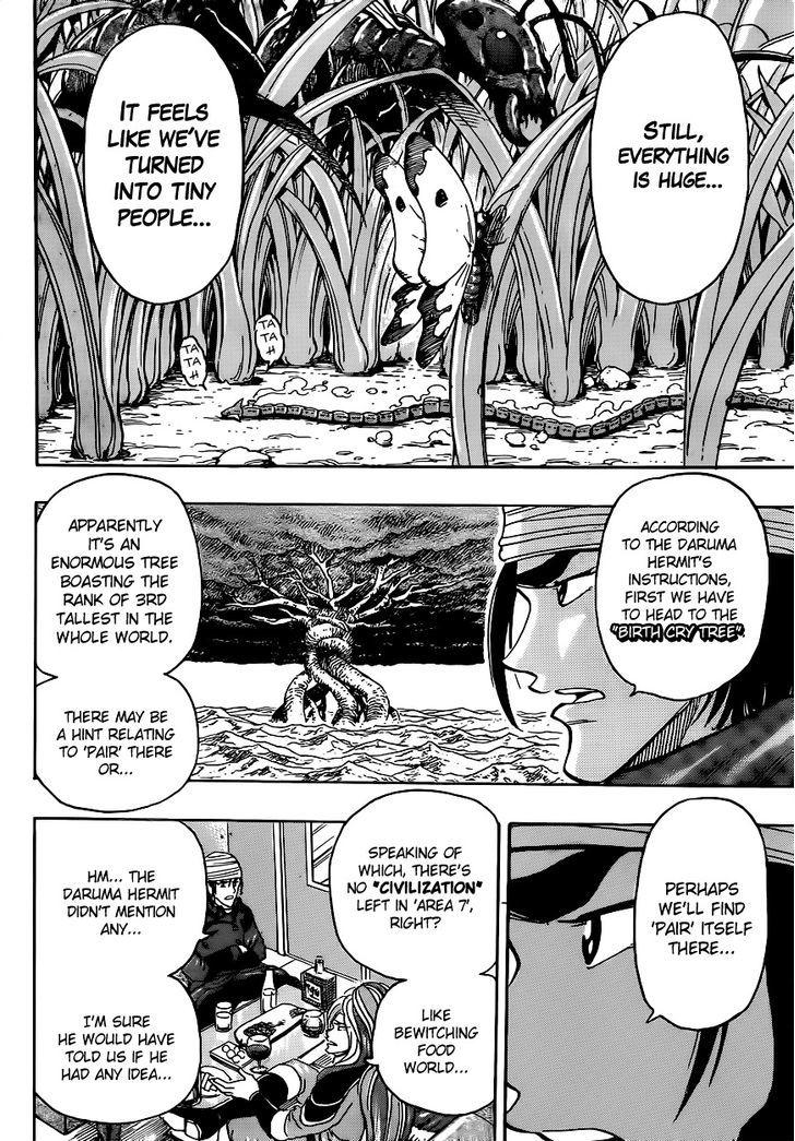 Toriko Chapter 296  Online Free Manga Read Image 12