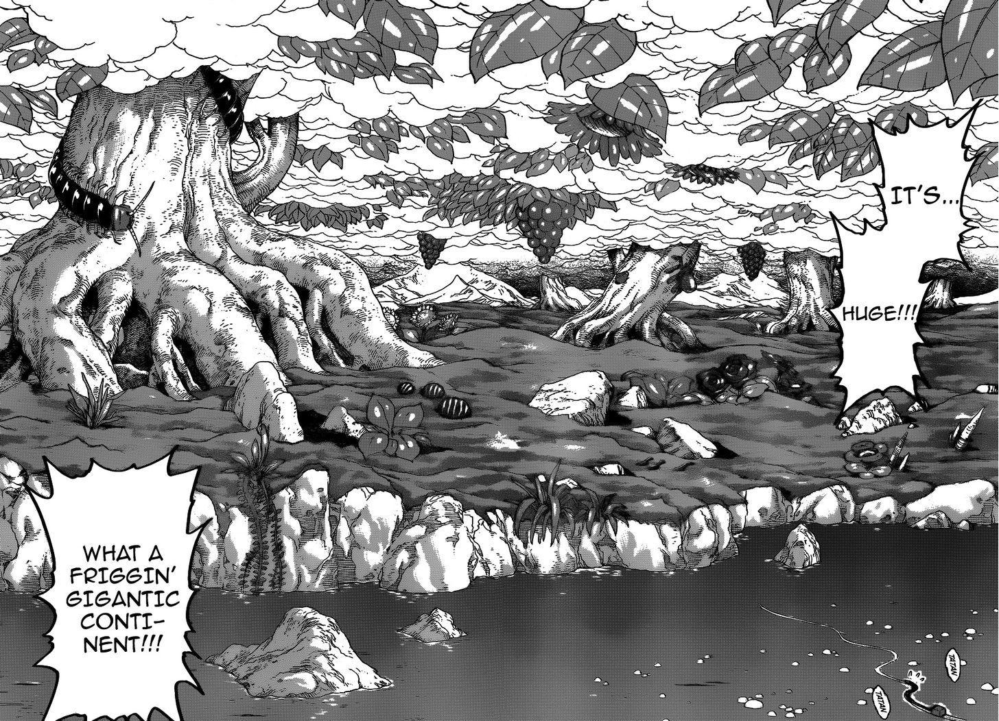 Toriko Chapter 296  Online Free Manga Read Image 8