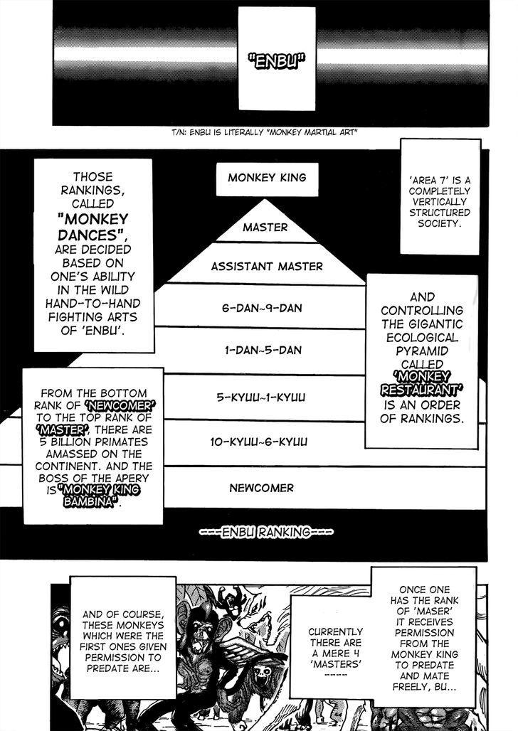 Toriko Chapter 297  Online Free Manga Read Image 11