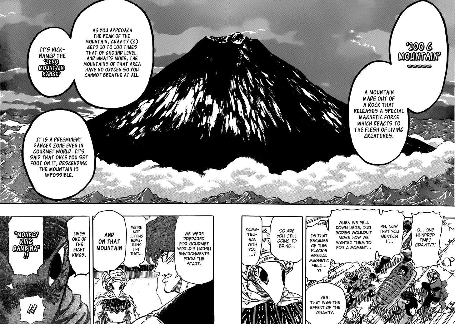 Toriko Chapter 298  Online Free Manga Read Image 16